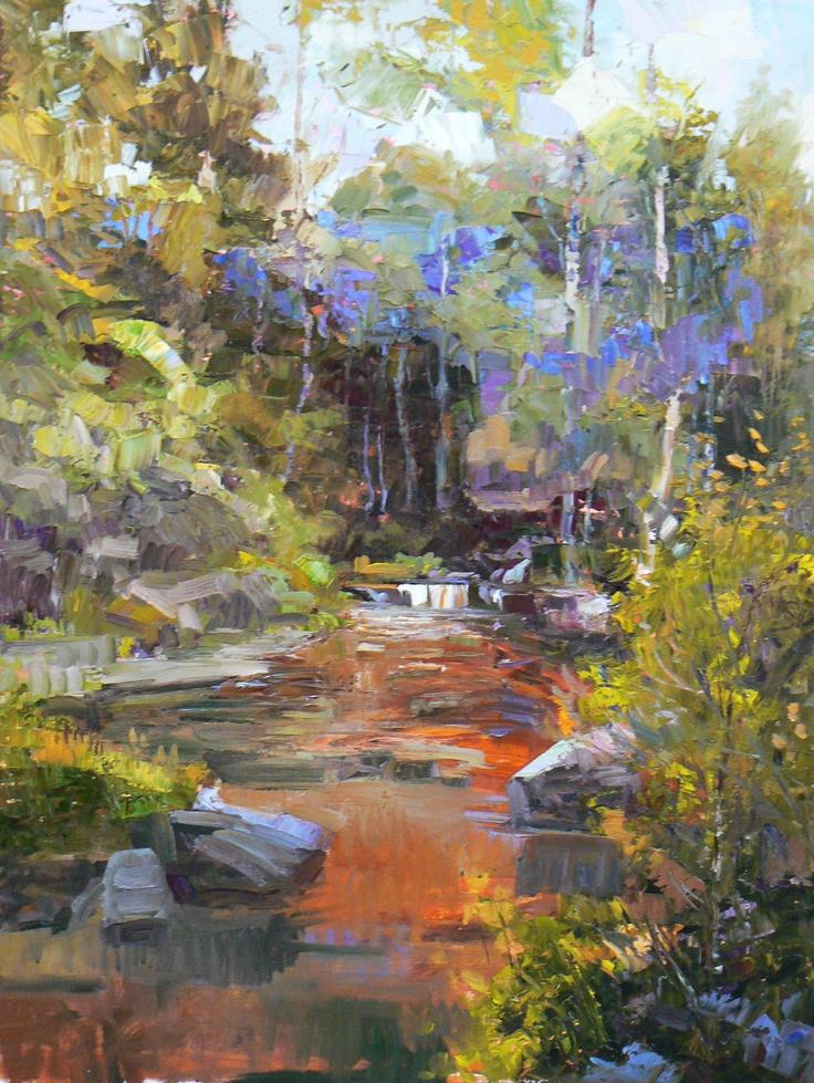 Robert Moore - Silent Waters   Art - Robert Moore   Pinterest
