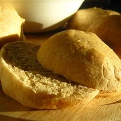 Honey Wheat Sandwich Rolls Allrecipes.com