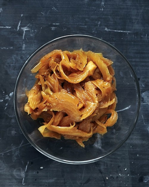 Caramelized Fennel and Onions - Martha Stewart Recipes