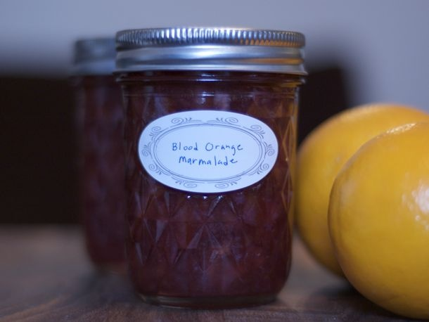 Blood Orange Beaujolais Marmalade from Serious Eats. http://punchfork ...