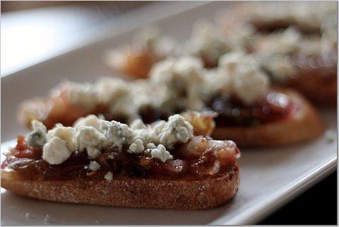 Spicy Spring Onion Jam sandwich idea and good recipe