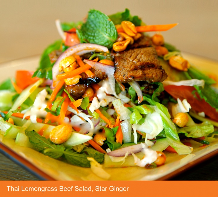 ... lime, cilantro and roasted peanuts, served with chili-lime dressing