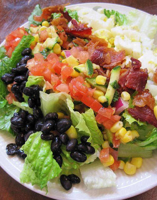 Cobb Salad | Recipes | Pinterest