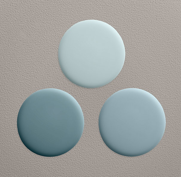 Seafoam Paint From Restoration Hardware Bedroom Ideas