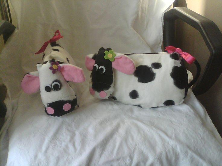 Mucche fermaporta