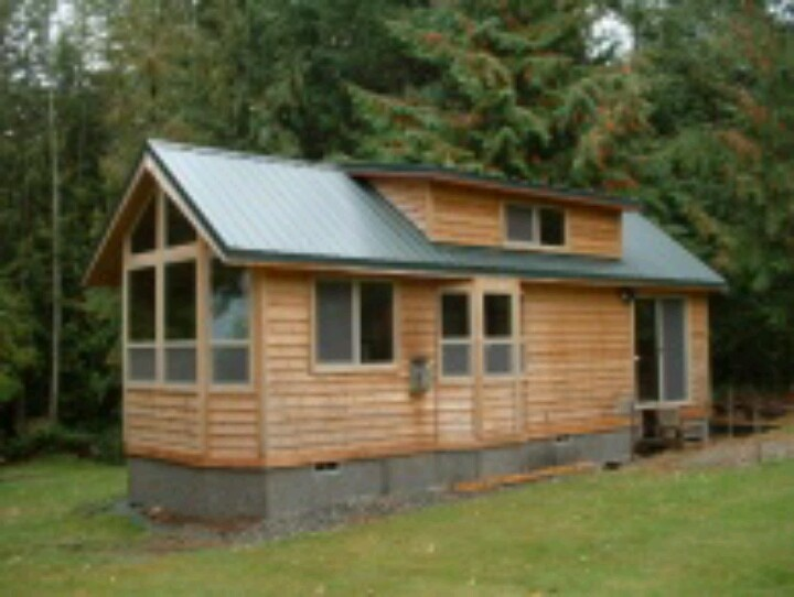 Pin by tania eitel on tiny houses and living small pinterest for Small portable homes