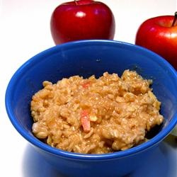 Cinnamon Rice with Apples | Recipe