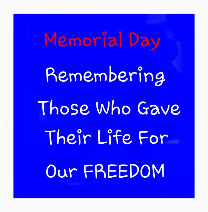 memorial day email messages