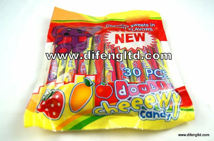 Chewy Fruit Candy