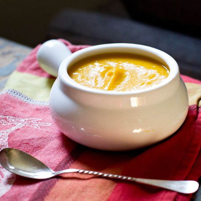 coconut curry butternut squash soup | Food I Love | Pinterest