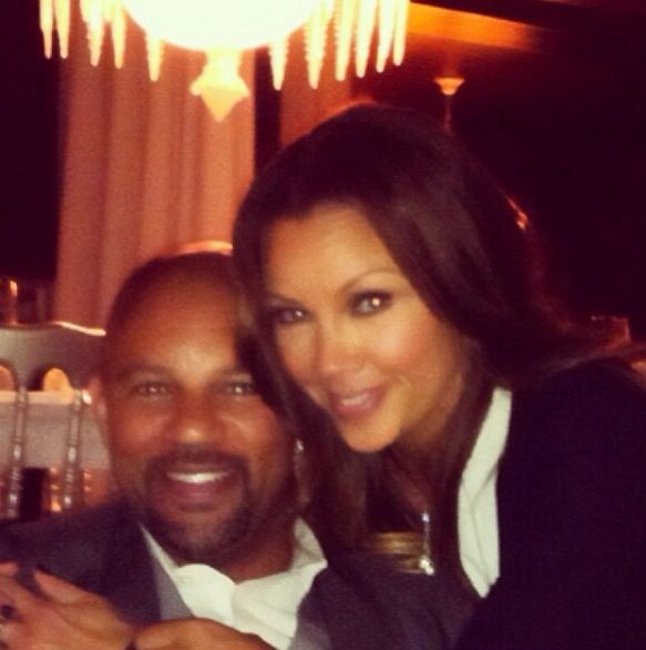Chris Williams Vanessa Williams Sibling Pictures to Pin on ... Vanessa Williams Brother