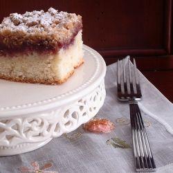 Raspberry Crumb Cake | Yum! - Sweet | Pinterest