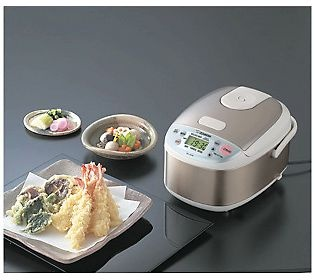 Zojirushi Rice Cooker - makes really wonderful light and fluffy rice