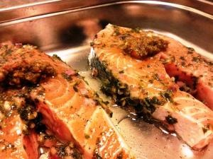 Chimisofrito Salmon | Simple & Easy Recipes | Pinterest