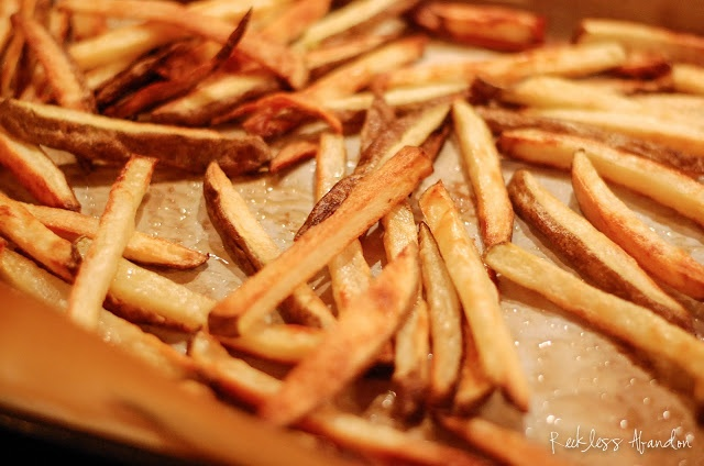 Crispy Baked French Fries Recipes — Dishmaps