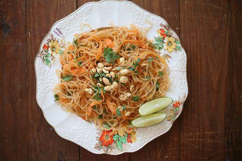 noodle raw thai kelp pad Raw Pinterest Raw  noodle Thai   Foods  kelp Amazing pad