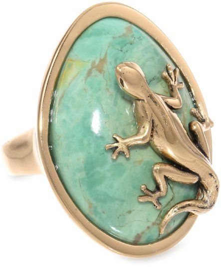 Barse  Turquoise Ring