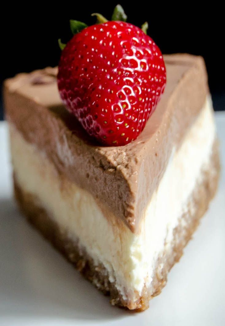 Chocolate Mousse Cheesecake Recipe — Dishmaps