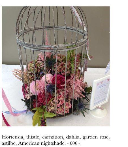 candybar fleur  Idées Déco Mariage :-)  Pinterest
