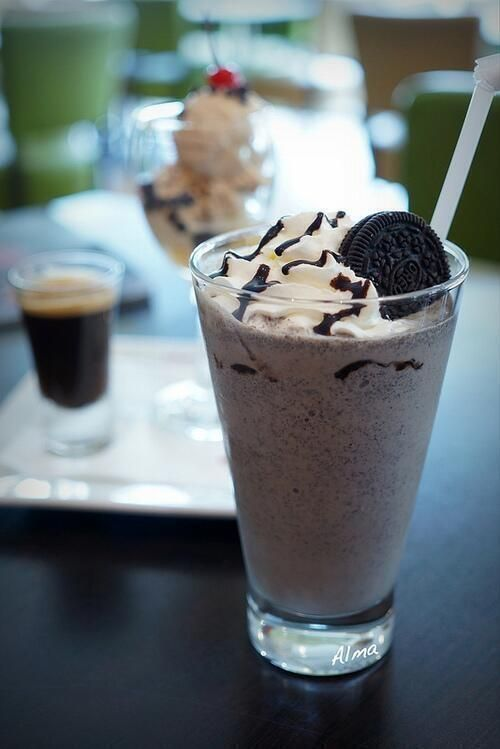 Oreo Shake | recipes