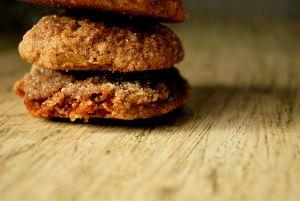 Pumpkin molasses cookies | =We Are What We Eat= | Pinterest