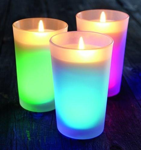 Neon Candles Neon Pinterest