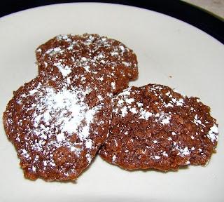 ... Recipes: Mini Chocolate Fudge Cookie Bites (weight watcher friendly