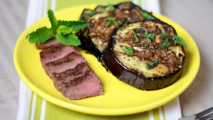 pizza grilled porcini mushrooms with mint and garlic grilled porcini ...
