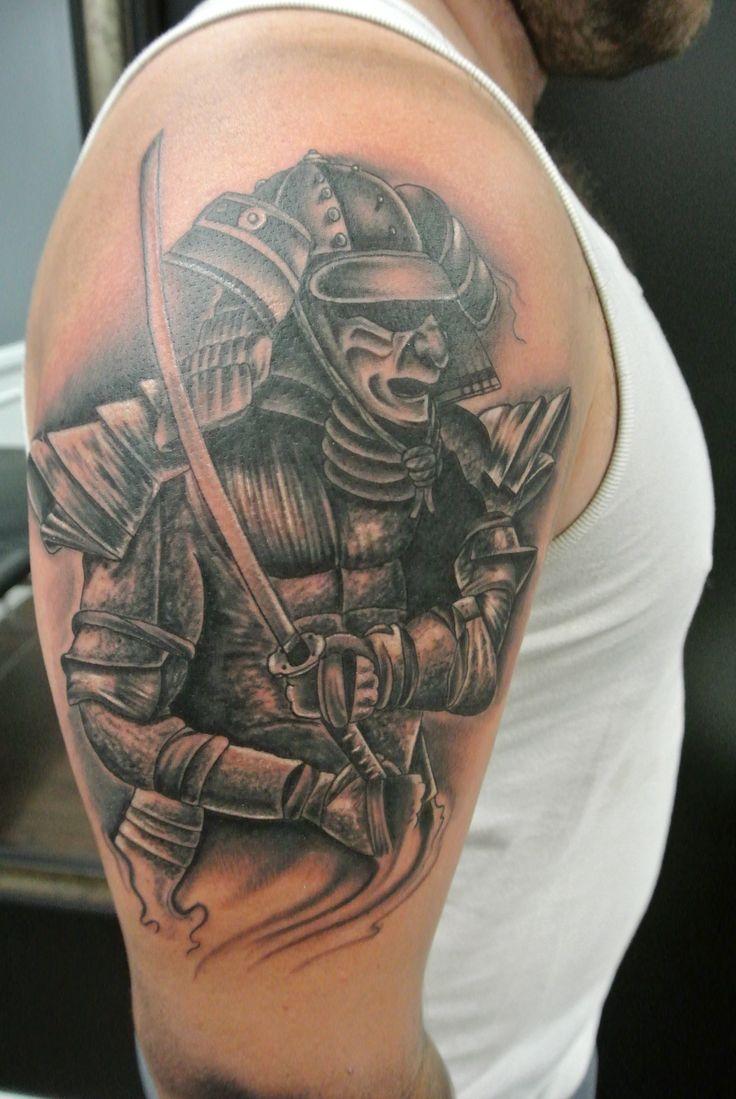 Татуировки самурай фото эскизы
