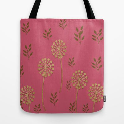 Crosia Flower Designs Bags : Flower design Tote Bag by LoRo Art & Pictures - $22.00