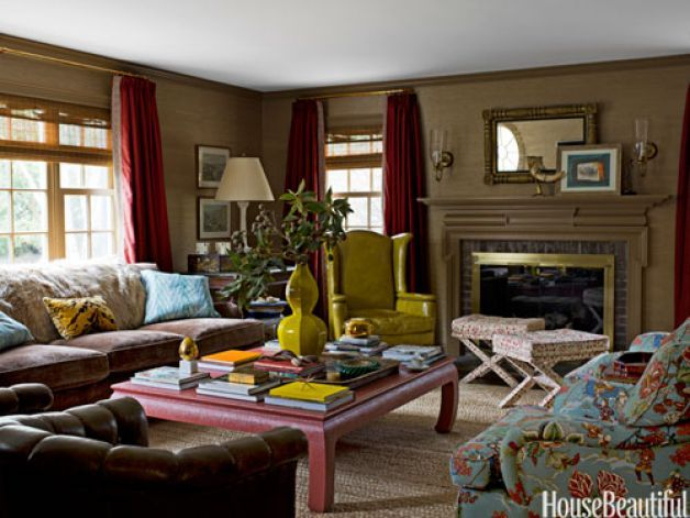 10 Cozy Fireplaces You 39 Ll Love SFGate
