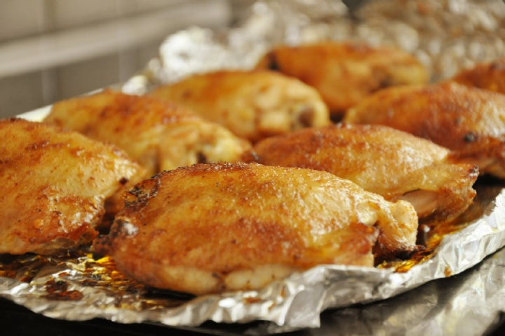 Spicy Honey Glazed Chicken   Food and Recipes   Pinterest