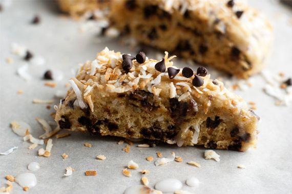Chocolate Coconut Scones | Dough | Pinterest