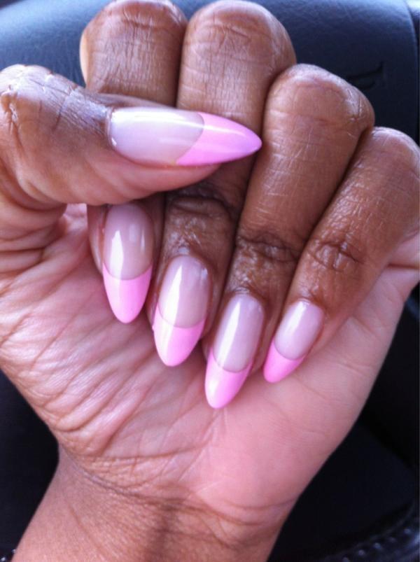 excellent gel nails | nail inspiration | Pinterest