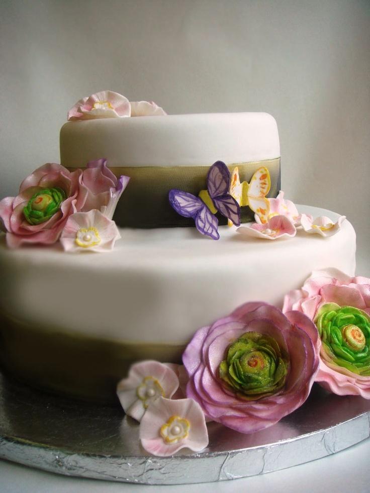 Wedding Cake Decorations Nz : Pin by Callum Robert on Wedding DIY Pinterest