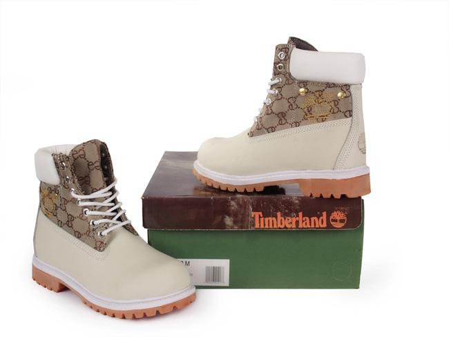 Creative Timberland Womenu0026#39;s 6-Inch Premium Boots - Winter White Waterbuck | Country Attire