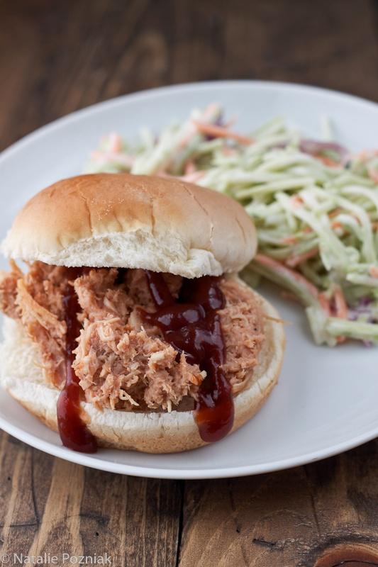 Pulled BBQ Chicken Sandwiches | Yum! - Savoury | Pinterest