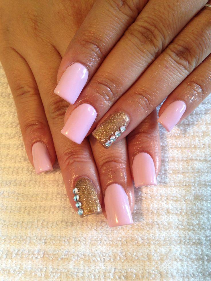 Gel Nails Shellac Nails | My Work | Pinterest