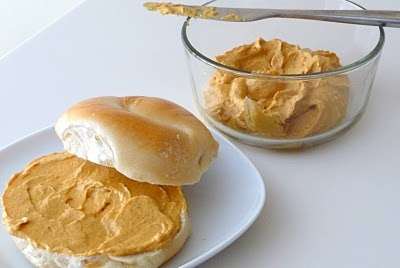 Pumpkin Spiced Cream Cheese Spread | Pumpkin | Pinterest