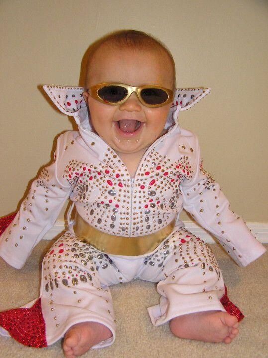ELVIS BABY !!! | MARYANN | Pinterest
