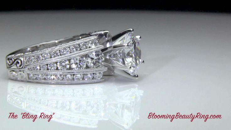 Diamond rings with big diamonds rings rock stars pinte