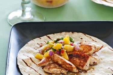 Coriander chicken with mango salsa recipe, NZ Woman's Weekly – Mango ...