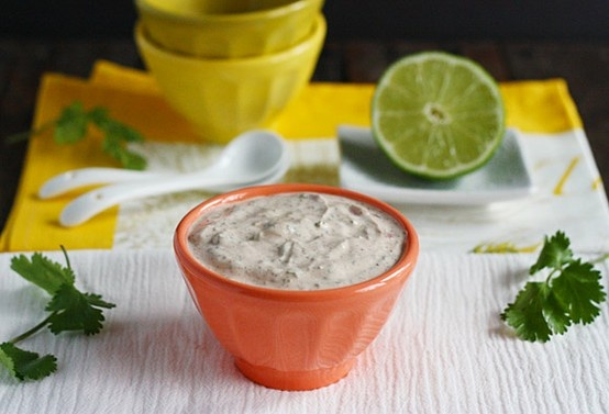 Fish taco white sauce   Delicious Foods   Pinterest