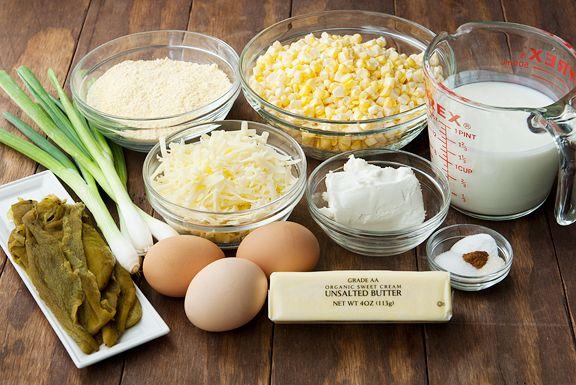 Real Creamed Corn Pudding Recipe — Dishmaps