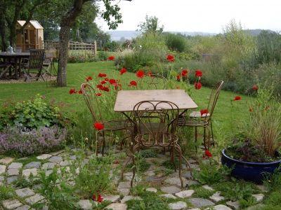 Coquelicots autour du jardin pinterest for Autour du jardin