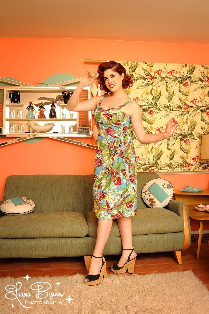 Love retro home ,