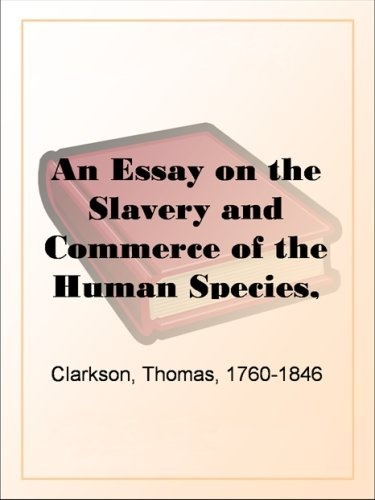 essay on slavery in united states of america