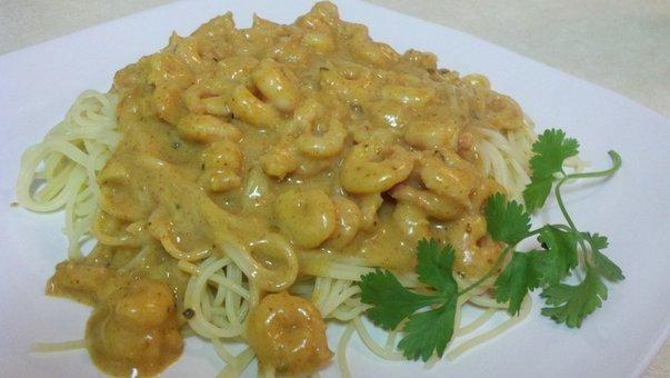 Creamy Cajun Shrimp Pasta | Recipe