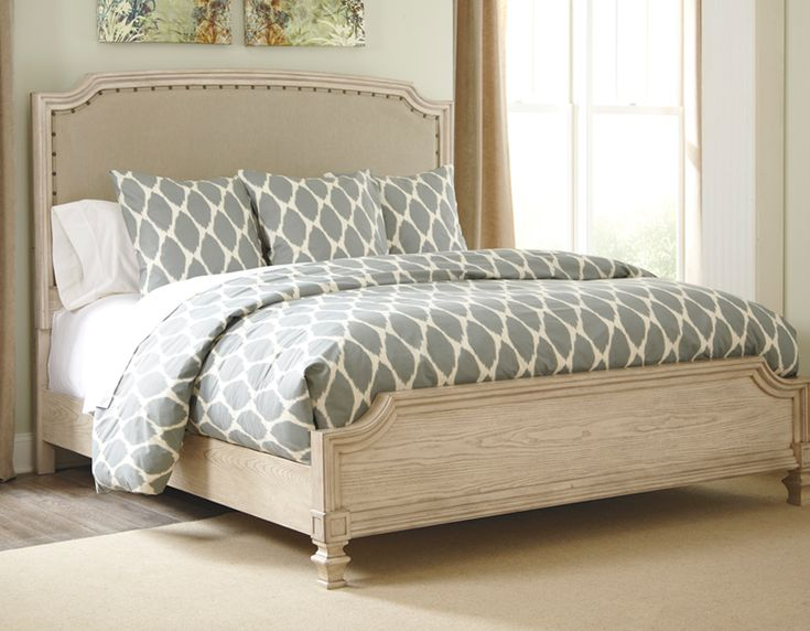 Ashley Bedroom Furniture Off White Color 736 x 572