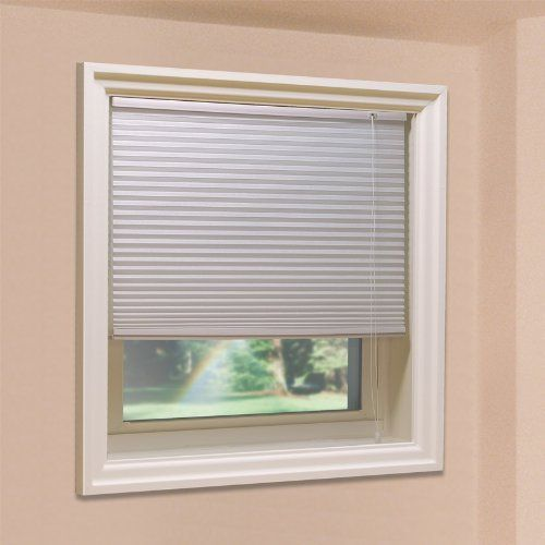 Pin by roch apa on home kitchen window treatments - Benefits of cellular shades ...